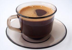 Cafea la ibric - ceasca