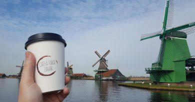 Amsterdam Coffee Festival 2016