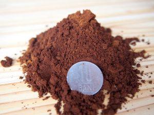 Cafea la ibric - rasnire