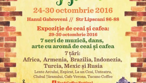 Tea&Coffee Festival