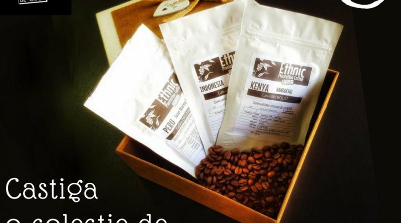 Spune-ne cum o prepari şi poţi câştiga cafea delicioasă pentru acasă! ☕
