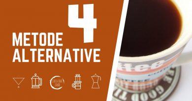 4 metode alternative de preparare a cafelei – pentru bea o cafea fara graba