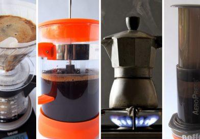 metodele alternative de preparare a cafelei